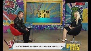 Westerplatte Młodych: Z Robertem Chojnackim o muzyce i nie tylko (13.09.2019)
