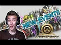 OVERWATCH ANNIVERSARY     Checking Out The Update   Overwatch
