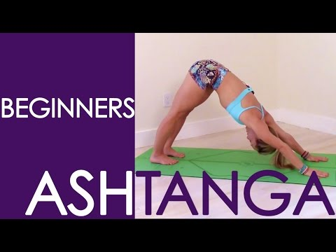 Beginner Ashtanga, Practice the Sun Salutations with Kino