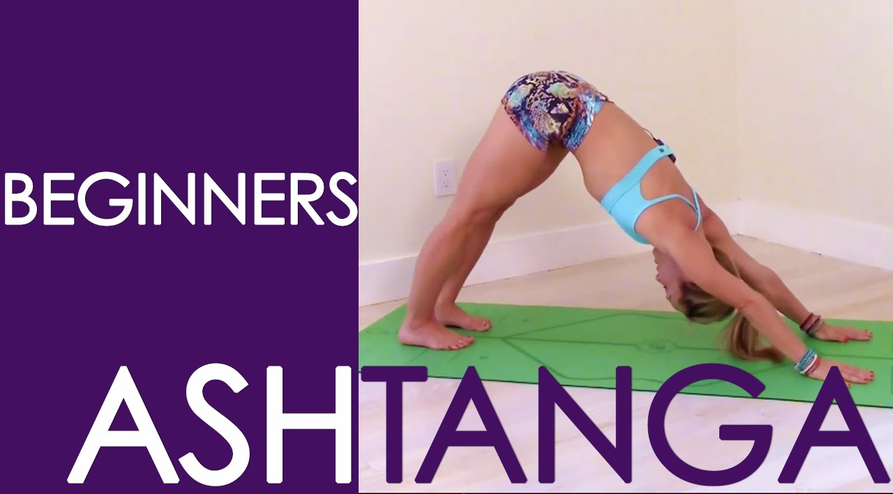 Beginner Ashtanga Practice The Sun Salutations With Kino