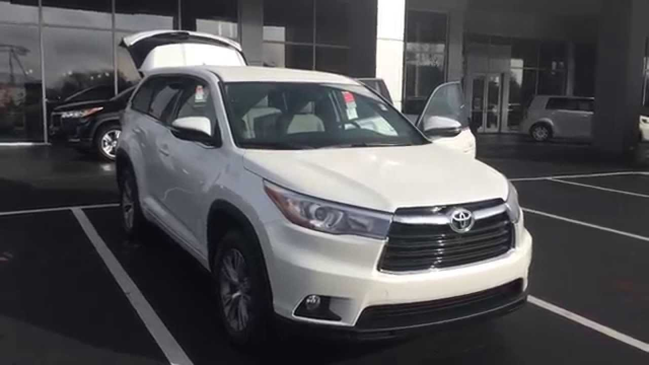 Jeffery S 2015 Toyota Highlander Le Plus V6 By Gerald