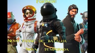 New season!! New FortNite Battle Pass