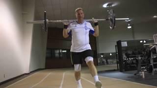 Greek Dance Gym Work Out With Vasilios (Bill) Sioulas