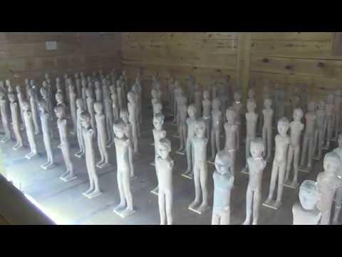 Xi'an (partie 3): Le Tombeau de l'empereur Jingdi! (Chine)
