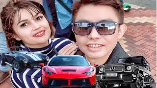 THE BILLIONAIRES LIFE OF COUPLE DONNA CRUZ & DR.YONG LARRAZABAL NET WORTH ,BUSINESS ,LUXURY CARS COL