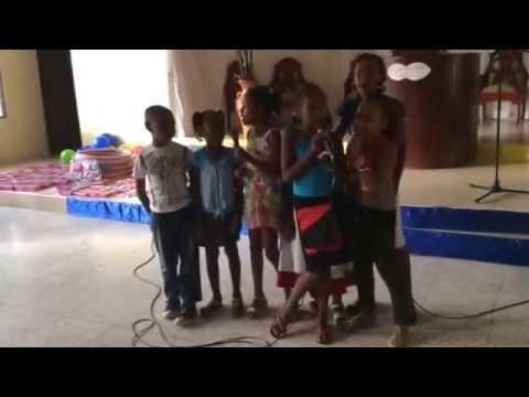 Trabajando con la Juventud, barrio Invi los Alcarrizos, Ministerio Rescatando Las Almas Para Cristo.