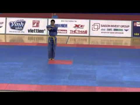 Ngu Mon Quyen - 2nd WVVF World Vovinam Championships 2011