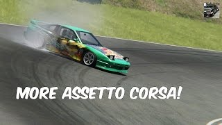 MORE!! Assetto corsa gameplay   (PC GAME)