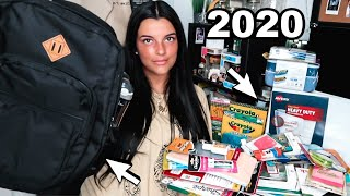 HUGE INTERNATIONAL Back To School Giveaway 2020 | Camryn Barteck