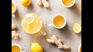 Ginger Tea for Weight Loss | Lose 1Kg In 2 Days