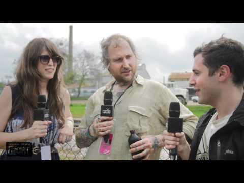 Peaking Lights Interview at the FADER FORT Presented by Converse