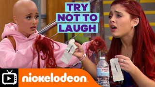 Victorious   Try Not To Laugh: Cat Edition   Nickelodeon UK