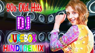 90's Old Hindi Dj Songs / New Indian Non-stop Party Mix Songs 2021 - HINDI DJ 2021 LIVE 🔴