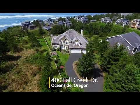 Elegant Nearly Oceanfront Home in Oceanside ~ Video of 400 Fall Creek Dr.
