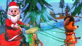 Рождество везде рождественские видео детские рифмы Christmas Everywhere Nursery Rhymes