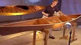Planing Sheer Clamps - The Zen Of Wooden Kayak Building