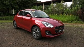 Auto Focus | Car Review: SUZUKI SWIFT GLX CVT