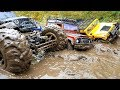 RC Trucks MUD OFF Road - Stuck in the MUD Land Rover Defender and Hummer H1 - RC Extreme Pictures