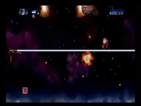 Atari Jaguar Review (31) Trevor Mcfur in the Crescent Galaxy