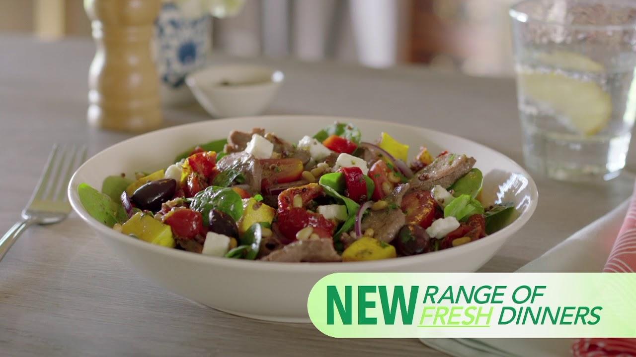 New Fresh Dinner Range Available Now At Lite N Easy