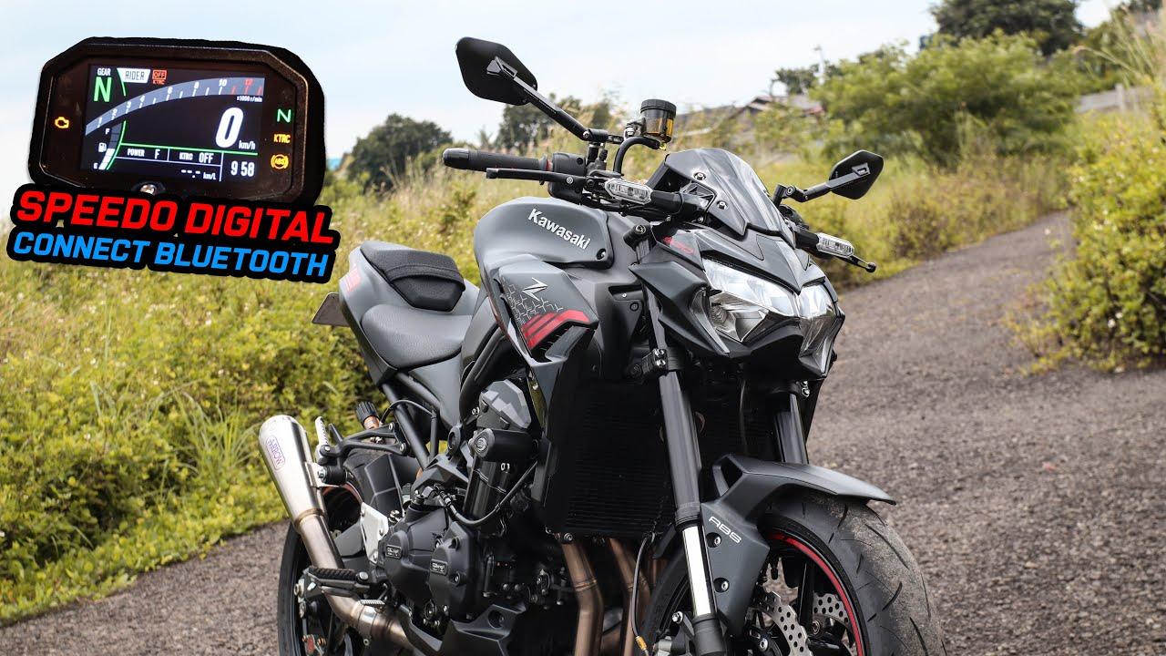 Kawasaki-nya BATMAN | Z900 2020 Testride