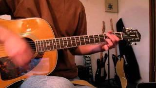 Running Blind - Acoustic Godsmack Cover (Instrumental)