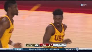 USC Men's Basketball: USC 88, Lehigh 63 - Highlights (11/22/17)