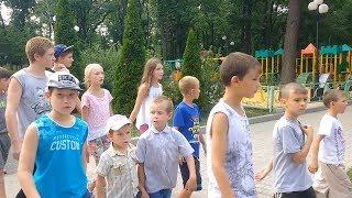 Помощь детям на войне. Донбасс. Июль 2018