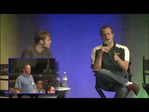 Image from DjangoCon 2008 Keynote: Adrian Holovaty & Jacob Kaplan-Moss