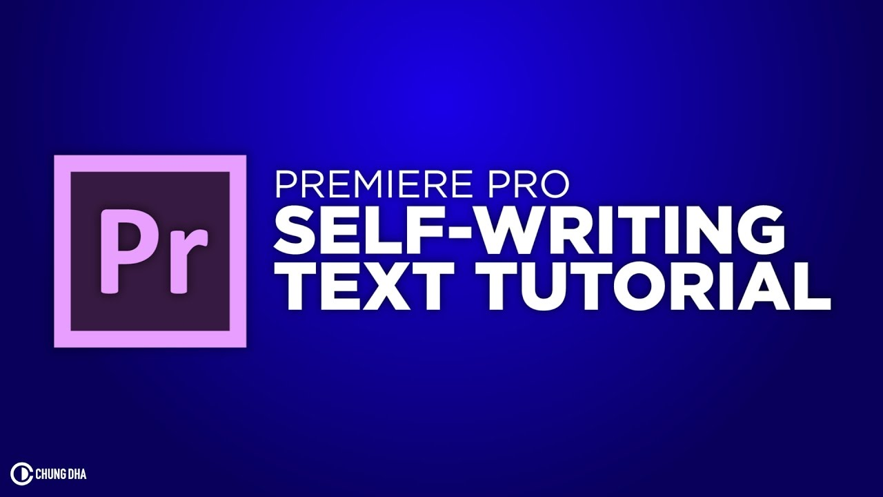how to add text in premiere pro mac