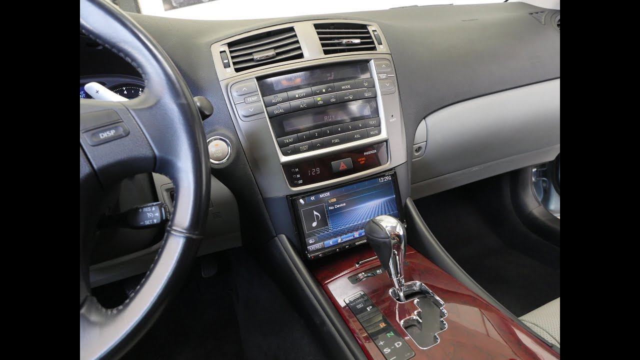 Beat Sonic Slx 140l Installation Video Lexus Is Stereo