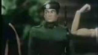 Palitoy Toy Commercials Action Man