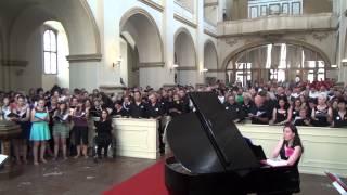 Kacena Divoká. Cant Comú. Esglèsia De Sant Salvador de Praga.avc