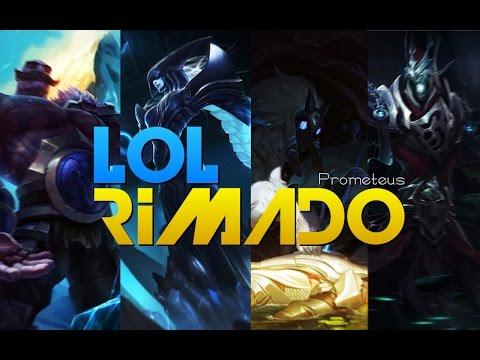 LOL RIMADO ♫  Prometeus