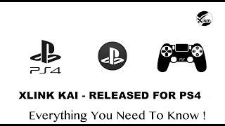 "PS4 Jailbreak - XLink Kai Updated, Now Supports Playstation 4 - ""LAN GAMING"""