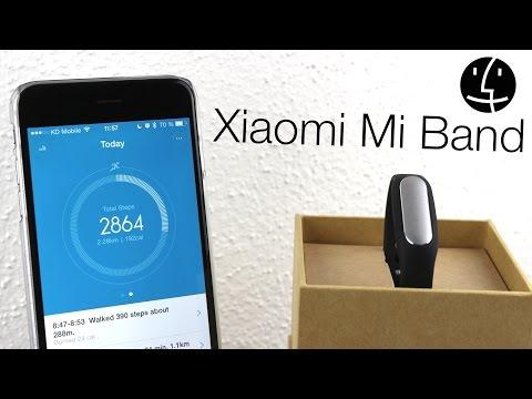 Обзор браслета Xiaomi Mi Band!