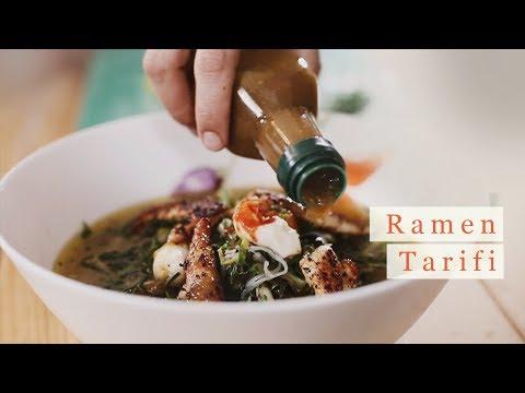 Evde Ramen Nasıl Yapılır?