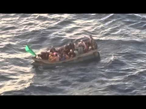 Carnival Breeze May 2015 Cuban Refugees Rescue 1