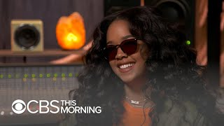 R&b singer-songwriter h.e.r. on finding purpose and seeing her vision come to life