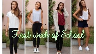 OOTW: First Week of School Thumbnail
