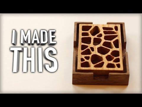 I MADE THIS || Wood Soap Dish