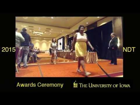 2015 NDT - Awards Ceremony