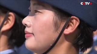 Rahasia Hebatnya Latihan Parade Militer Tentara Wanita China HD