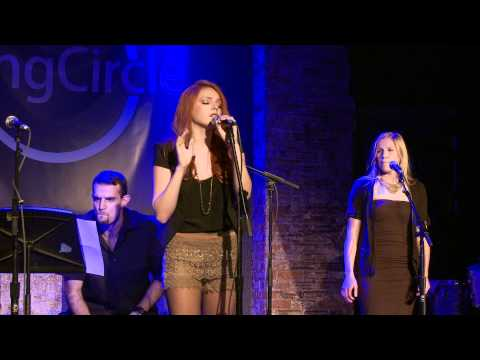 Amber Skye performance at 5th Annual Circle writers contest in New York