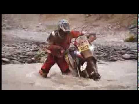 Husqvarna Dakar 2012 - two weeks of hard racing