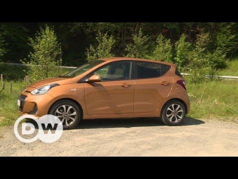 Lässiger Stadtflitzer: Hyundai i10 | DW Deutsch