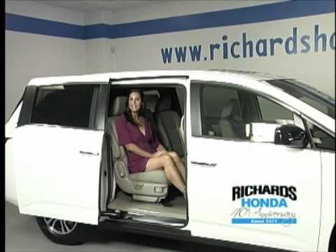 Attractive 2011 Honda Odyssey In Baton Rouge, LA | Richards Honda