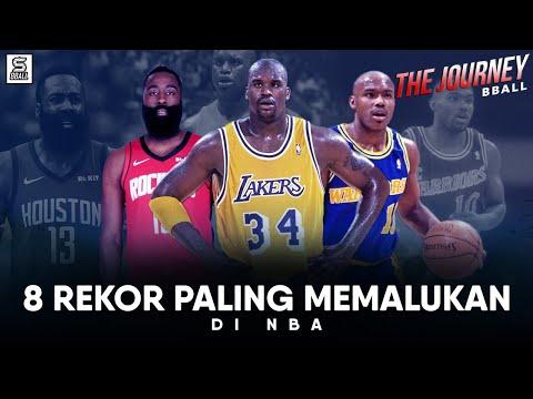 8 REKOR NBA PALING MEMALUKAN Dalam Sejarah NBA! KALIAN PASTI TIDAK TAHU! | TOP List | SPIN Sports