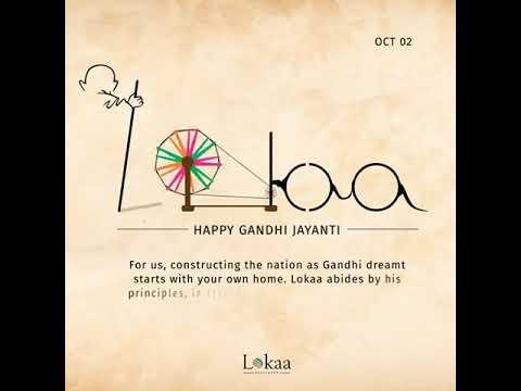 Webboombaa Celebrates Gandhi Jayanti With Lokaa Customers