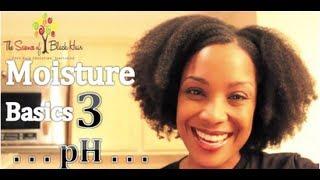 The Science Of Black Hair On PH Problems & PH Balancing (Moisture Basics 3/4)